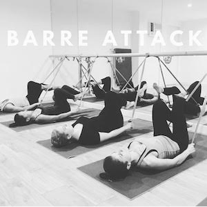 barre attack